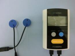 超音波治療器は剥離骨折に効果的